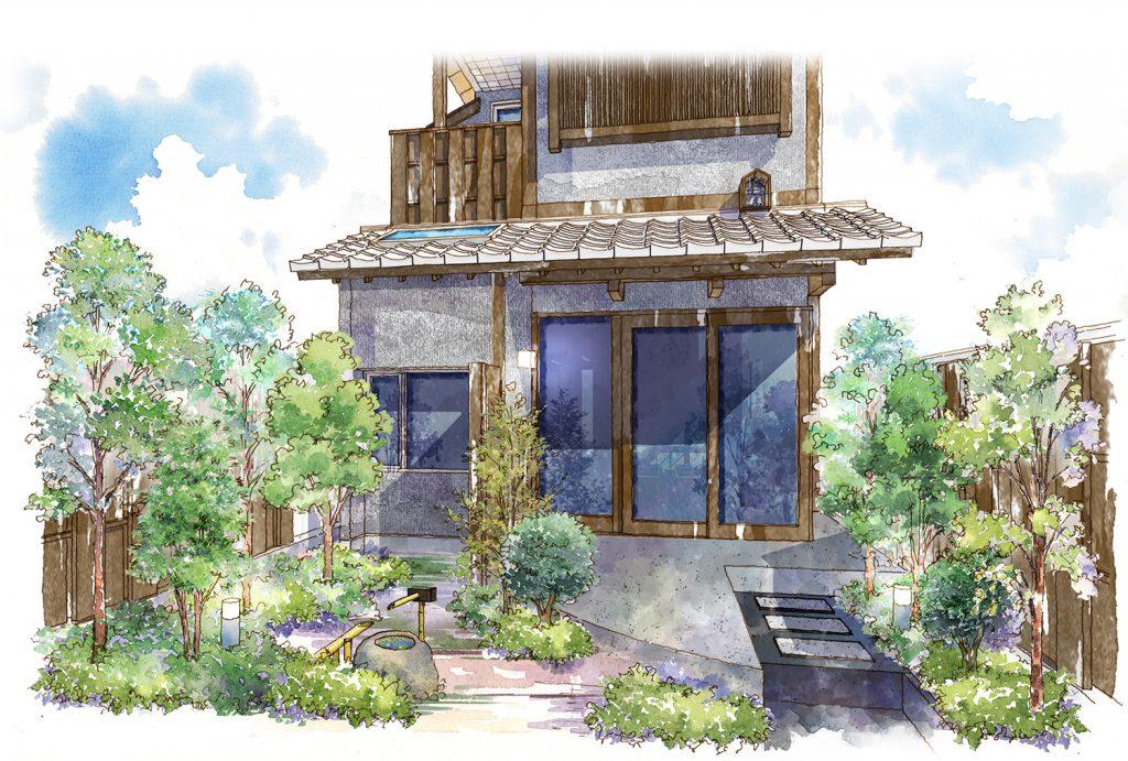 京都ミニマルハウス 蛍庵-別邸