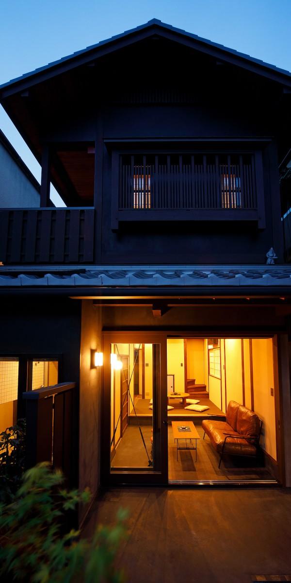 京都ミニマルハウス│山科区上野